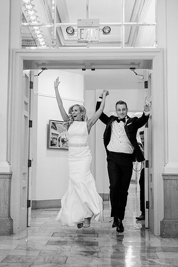 Just married - Asteria Photography