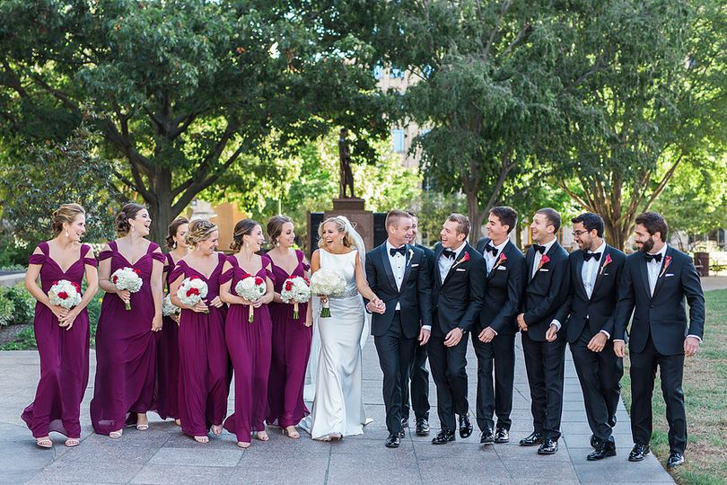 Wedding party - Asteria Photography