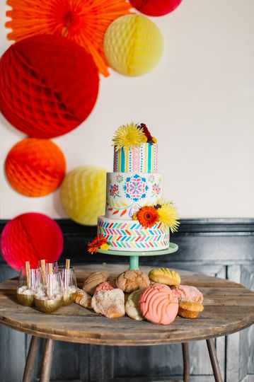 Event cake