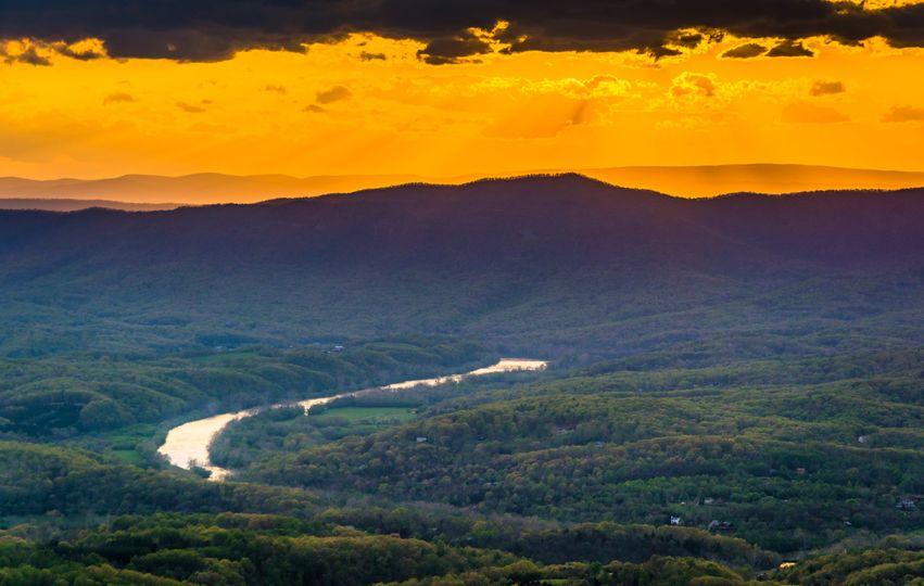 Beautiful Shenandoah Valley