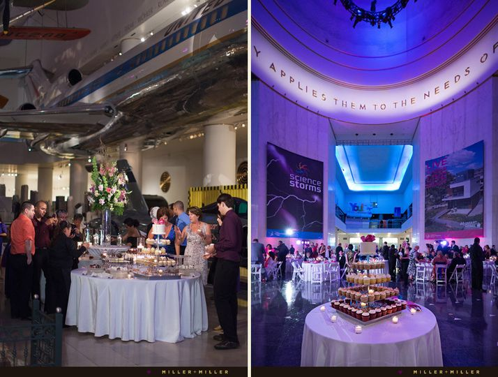 The Museum Of Science And Industry Venue Chicago Il Weddingwire