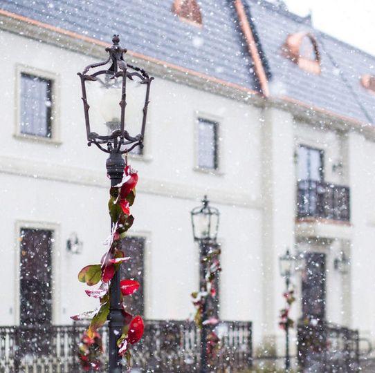Christmas at Chateau des Fleurs