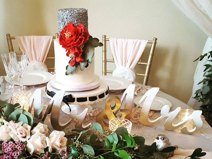 Tmx 28619647 769952579876843 4115079050519604674 O 51 1032521 Billings, Montana wedding cake