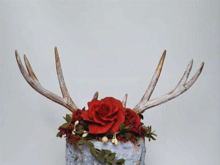 Tmx Birch Boho Cake 51 1032521 Billings, MT wedding cake