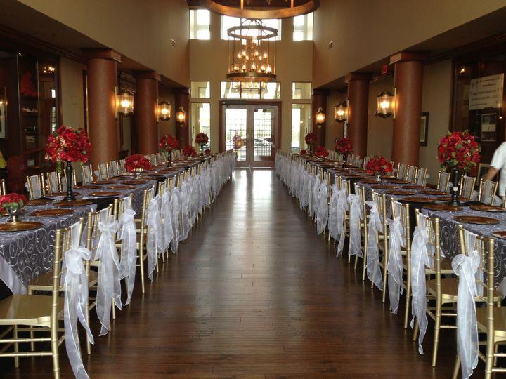 Branson hills clubhouse wedding