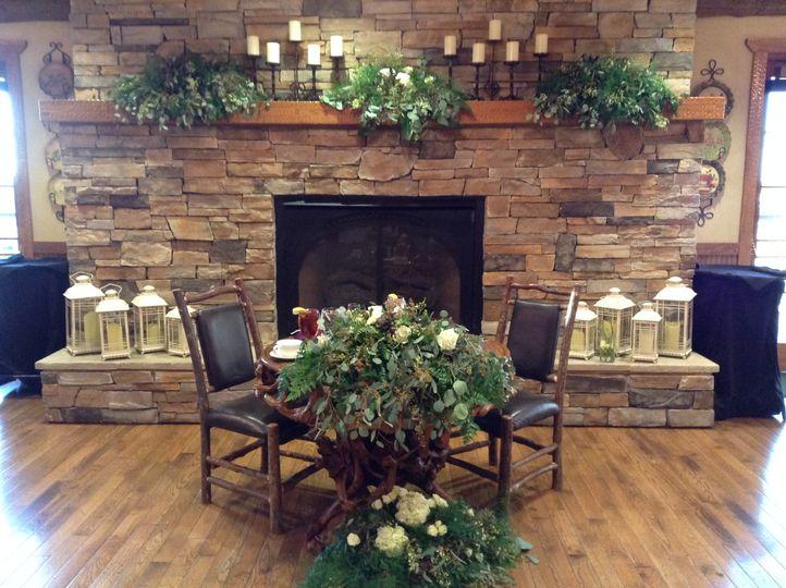 Keeter center dobbins dining room