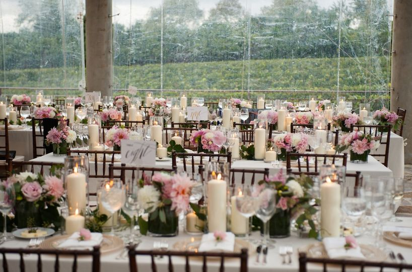 Elegant event - Wolffer Estate - Sagaponac