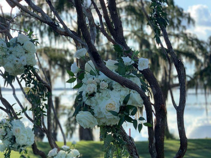 Tmx Chasan Ceremony Floral Arch 51 782521 158455200444915 Orlando wedding venue