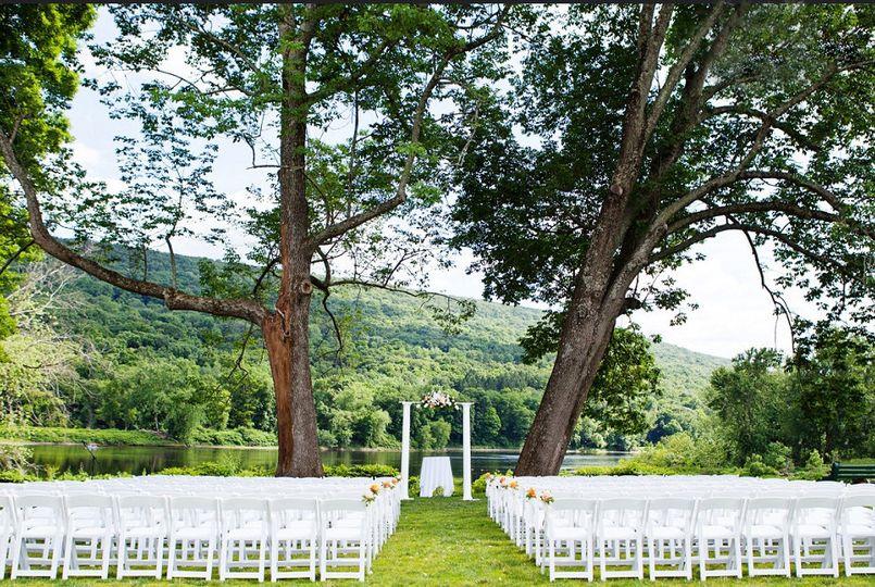 Shawnee wedding