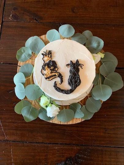 Mother of the Bride Cake