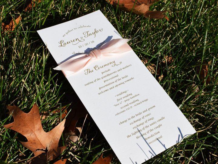 Tmx 1517414156 2376ea82c98c8c81 1517414152 91ec7b8babfa3a6c 1517414147849 14 DSC 0790 Lancaster, Pennsylvania wedding invitation