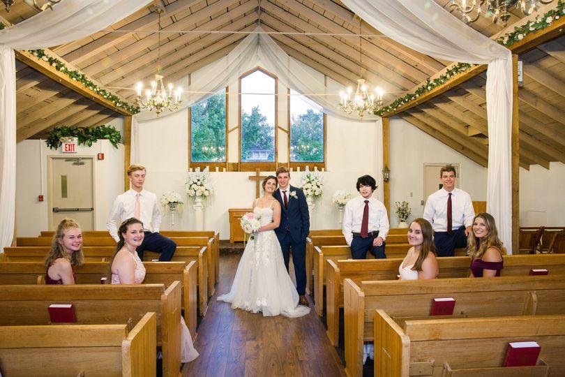Chapel in Historic Barn