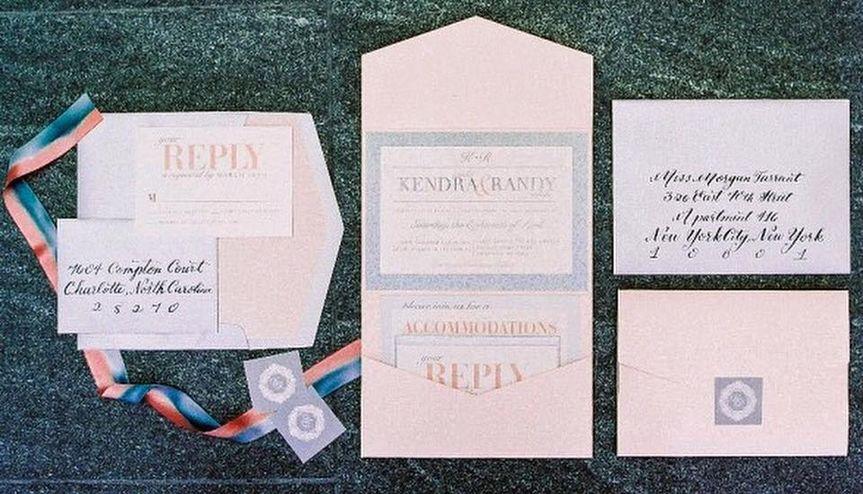 Sample invitation designs