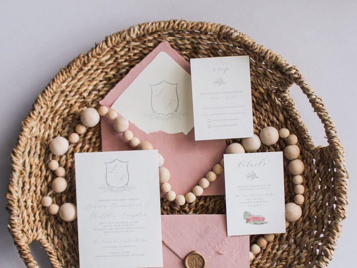 Tmx Img 3532 51 1055521 158316553882862 Manchester, PA wedding invitation