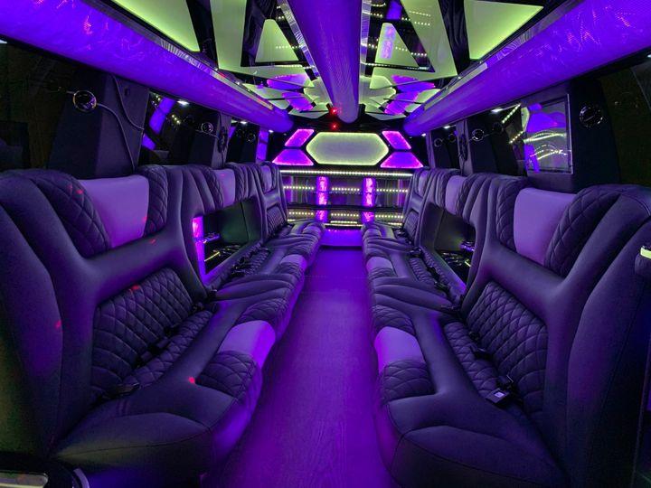 Tmx Qx7 51 1885521 159068510610722 Aurora, CO wedding transportation