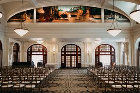 Crystal Ballroom at the Rice