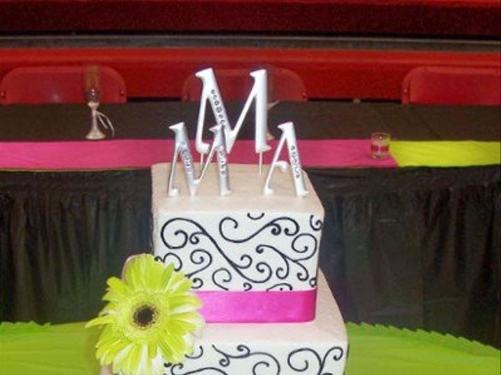 Tmx 1277154069208 1020976 Sedalia wedding cake