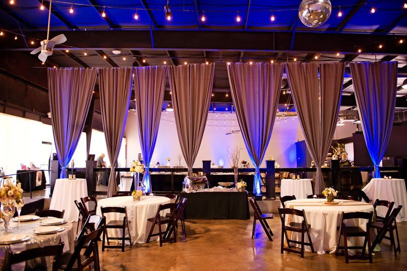 Magnolia Ballroom Wedding Reception