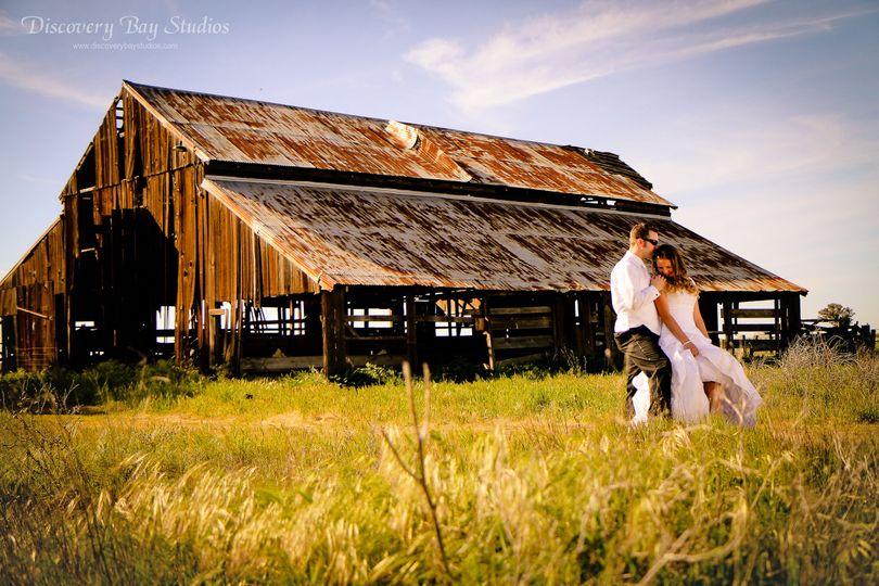 Discovery Bay Studios Wedding