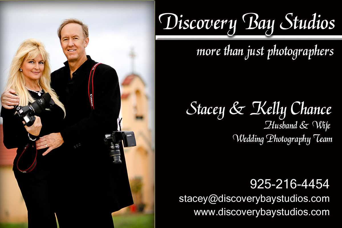 Discovery Bay Studios Wedding Photography & Video