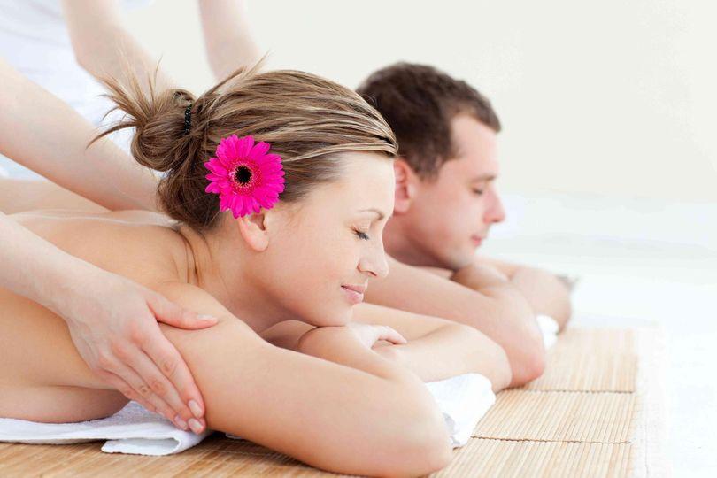 Couple's massage