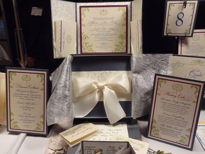 Tmx 1342040615838 DSC00947 Westlake Village wedding invitation
