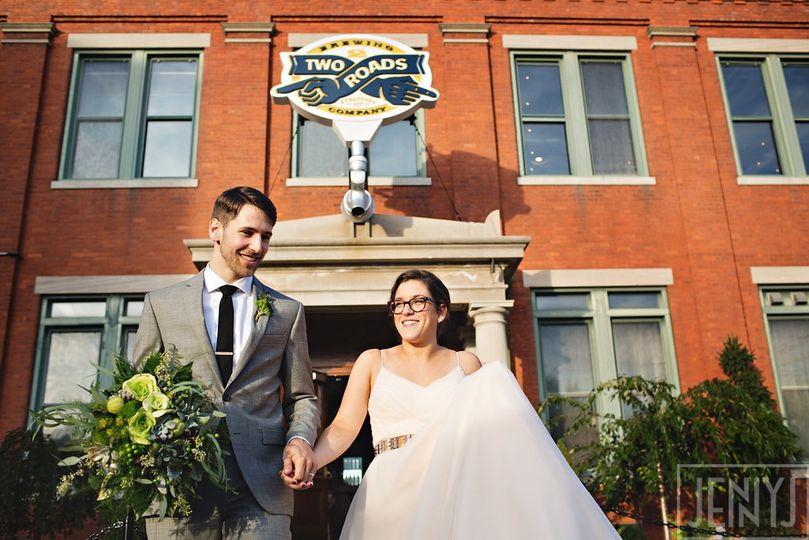 Bridal tap handle