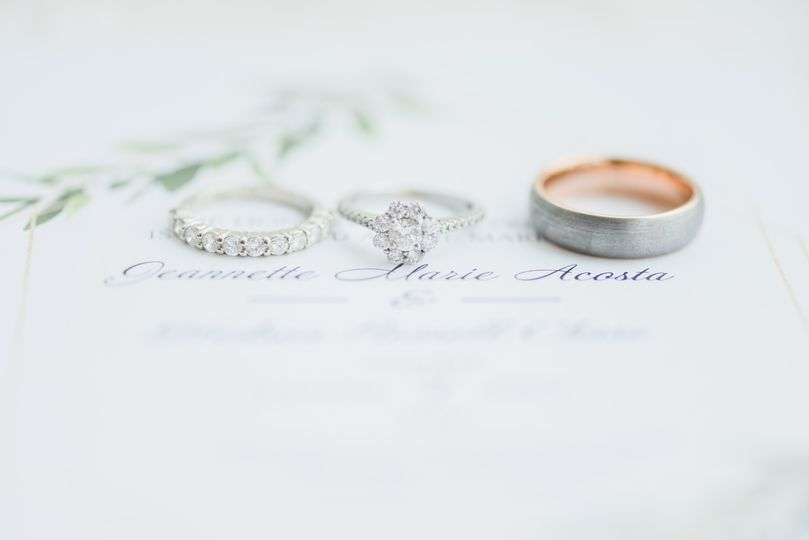 Rings and invites