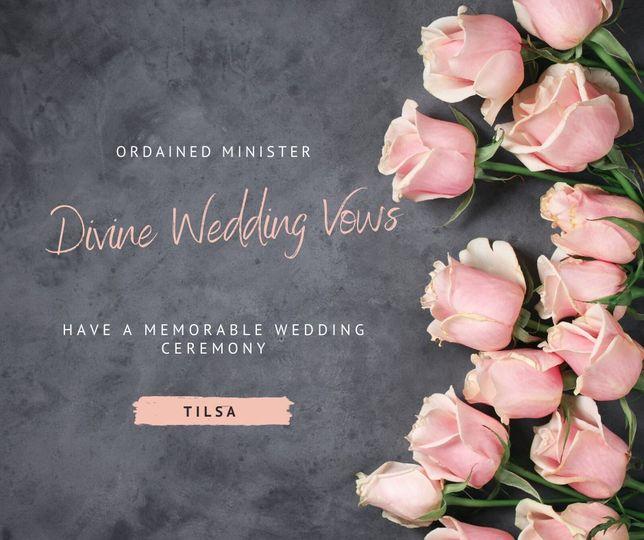divine wedding vows logo 51 1982621 159657259721122