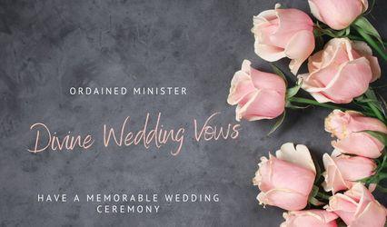 Divine Wedding Vows