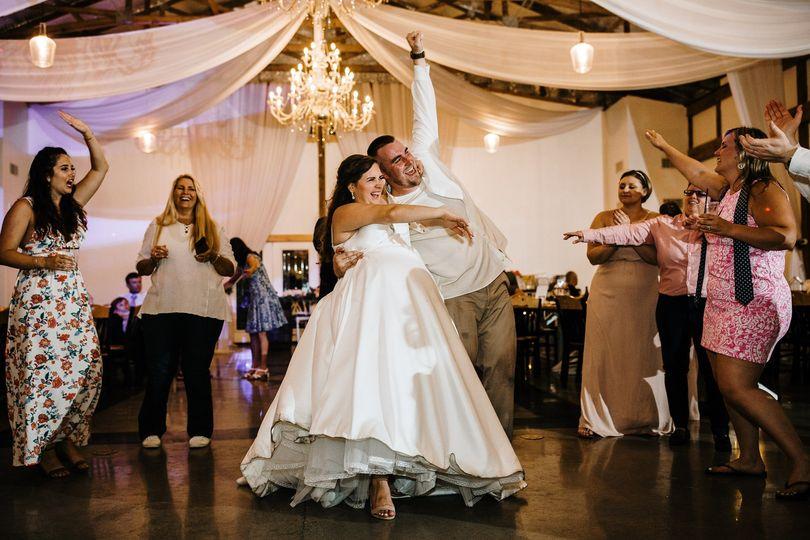Southern Belle Barn Wedding