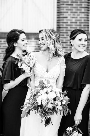 Best Friends + Bridesmaids
