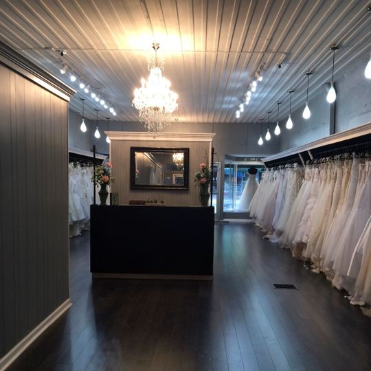 Our completely remodeled store.