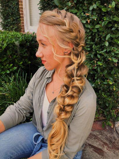 #HairBySabrinaLynn