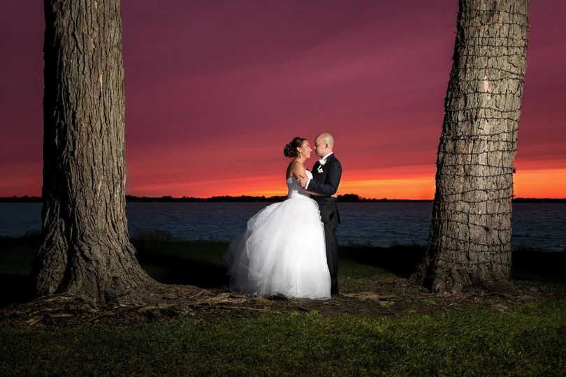 Lovers at sunset - Solas Studios Photography