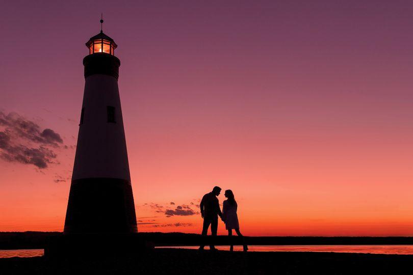 Lighthouse shoot