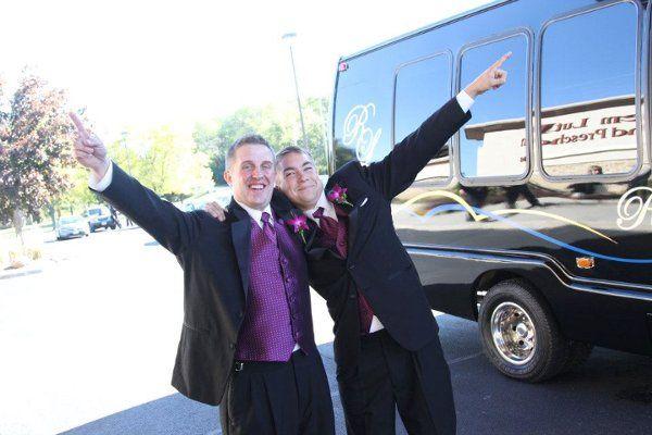 Tmx 1338313460118 Royallimopartybuswedding Milwaukee, Wisconsin wedding transportation