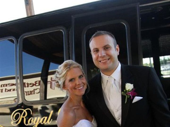 Tmx 1338406608280 Royalpartybuswedding Milwaukee, Wisconsin wedding transportation