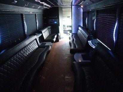 Tmx 1363798387430 25passengerinterior2 Milwaukee, Wisconsin wedding transportation