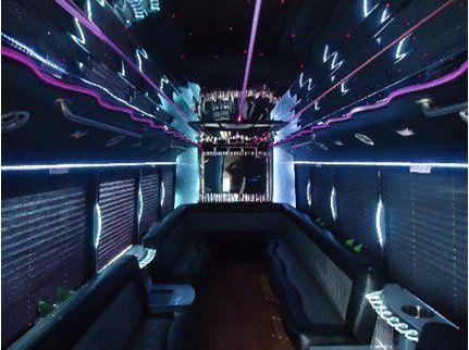 Tmx 1363798389016 25passengerinterior Milwaukee, Wisconsin wedding transportation