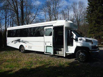 Tmx 1363798389372 25passengerlimobus Milwaukee, Wisconsin wedding transportation
