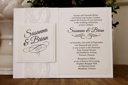 Tmx 1467925565953 1546a Markham wedding invitation