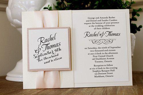 Tmx 1467925598697 1552a Markham wedding invitation