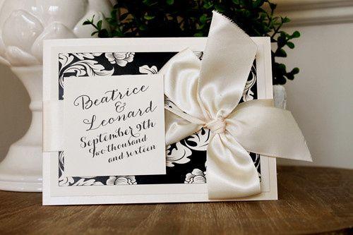 Tmx 1467925614671 1555a Markham wedding invitation