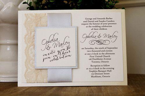 Tmx 1467925622719 1556a Markham wedding invitation