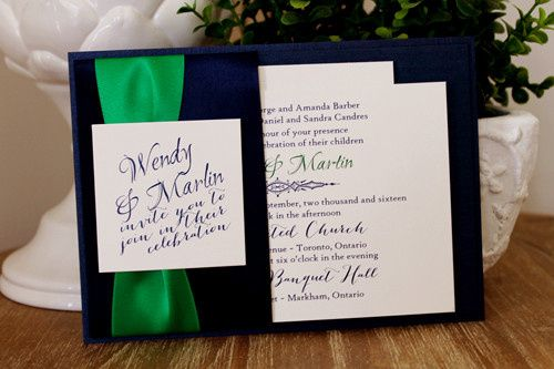 Tmx 1467925637180 1502a Markham wedding invitation
