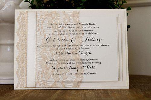 Tmx 1467925643058 1503a Markham wedding invitation