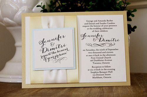 Tmx 1467925654168 1505a Markham wedding invitation