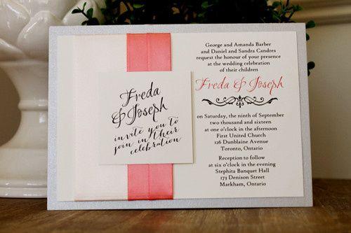 Tmx 1467925695101 1513a Markham wedding invitation