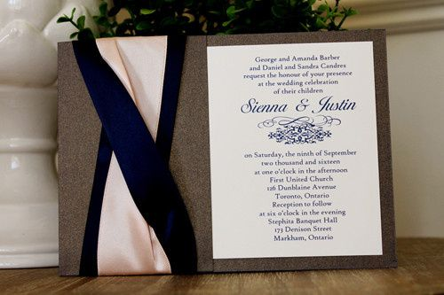 Tmx 1467925781626 1530a Markham wedding invitation